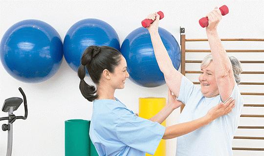 ورزش درمانی درکلینیک فیزیوتراپی چگونه عملکردی دارد ؟