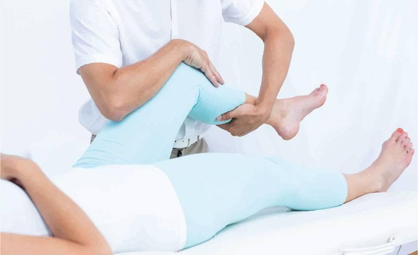 ماساژ درمانی زانو چگونه انجام می شود؟