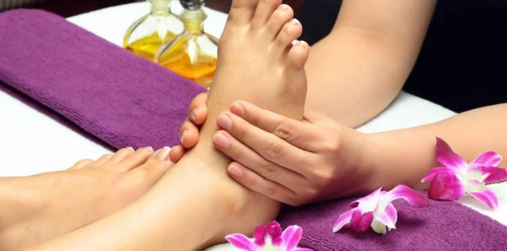 -ماساژ درمانی :