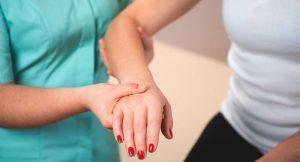 فیزیوتراپی تخصصی دست