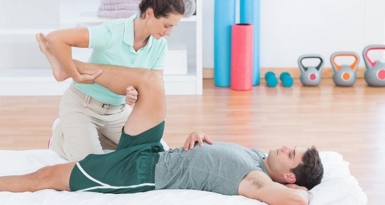 حرکات ورزشی مناسب بعد از گذراندن دوره فیزیوتراپی: