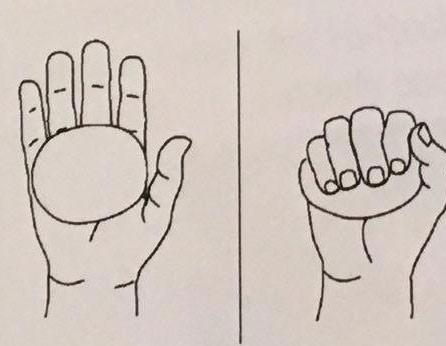 تقویت عضلات خم کننده انگشتان با استفاده از خمیر