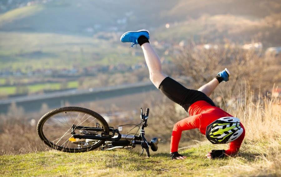 صدمات نخاعی که در ورزش های ژیمناستیک