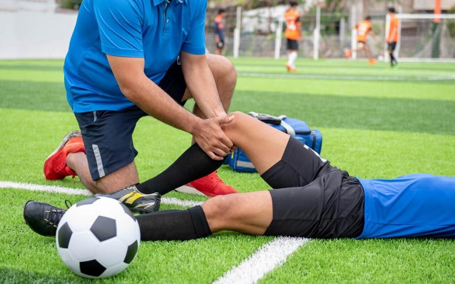 وظایف متخصص آسیب های ورزشی