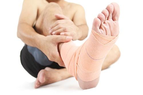 اقدامات اولیه هنگام بروز آسیب های ورزشی