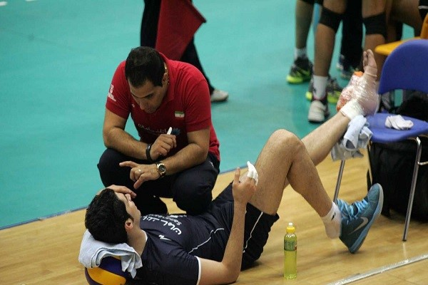 متخصص آسیب های ورزشی در تهران