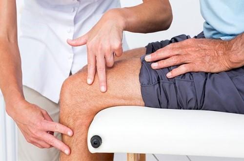 آموزش های فیزیوتراپ برای زانو درد