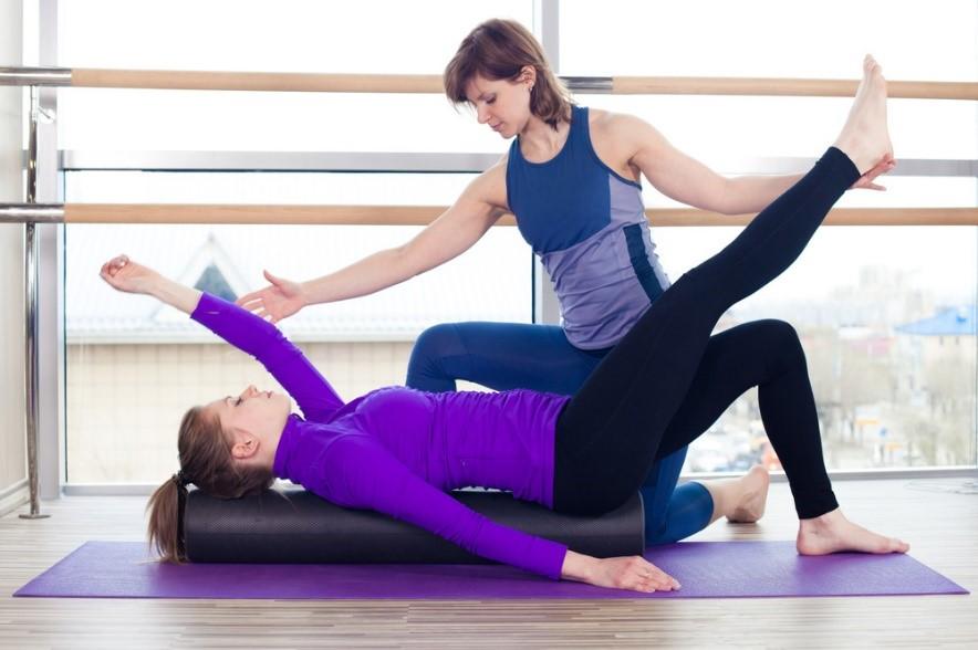 تمرین درمانی (ورزش درمانی):