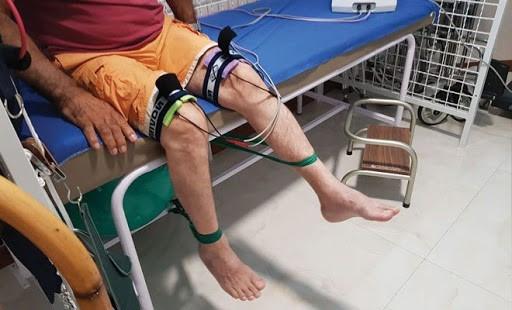 فیزیوتراپی بعد از عمل تعویض مفصل زانو