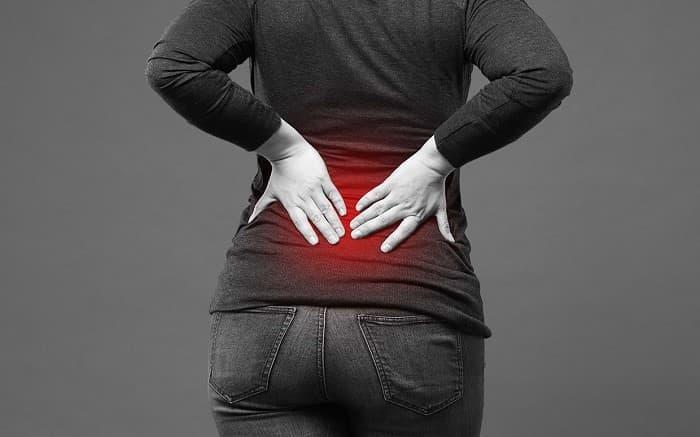 علائم کمر درد به چه صورت می باشد؟