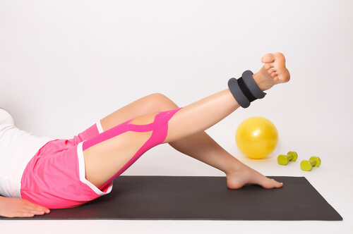 تقویت عضلات داخل ران